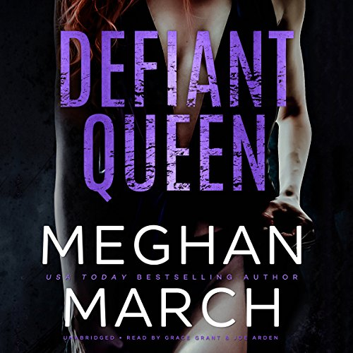 Defiant Queen Audiobook [Free Download by Trial] thumbnail