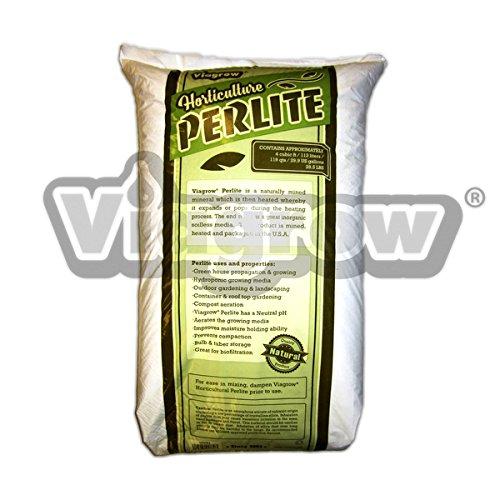 Viagrow Perlite 4 cubic feet