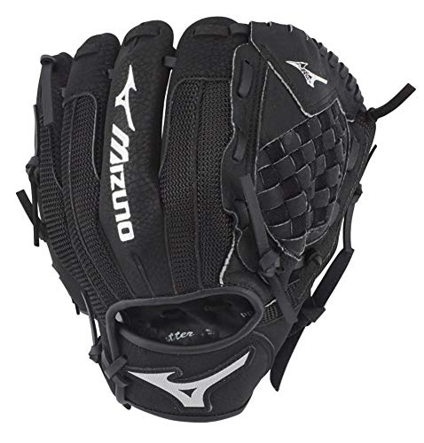 "Mizuno GPP1000Y3 Youth Prospect Series PowerClose Baseball Gloves, 10"", Right Hand Throw"