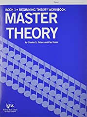 Master Theory is the most comprehensive theory workbook series available. Life-long music teachers Charles S. Peters and Paul Yoder offer a logical, effective way to teach the essential elements of music to any student.It's for everyone, and ...