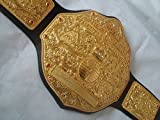Fandu Belts Adult Replica Big Gold Wrestling