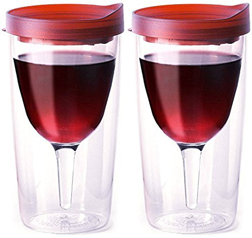 Vino2Go Double Insulated Acrylic Tumbler