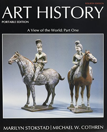 Art History, Portable Editions Books 3,5 with MyArtsLab (4th Edition) (1 & 2)