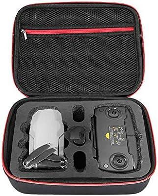 WUYANSE Funda portátil Drone Mando a Distancia Accesorios batería ...