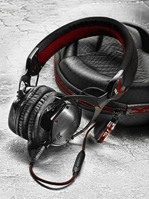 V-MODA for True Blood On-Ear Noise-Isolating Metal Headphone