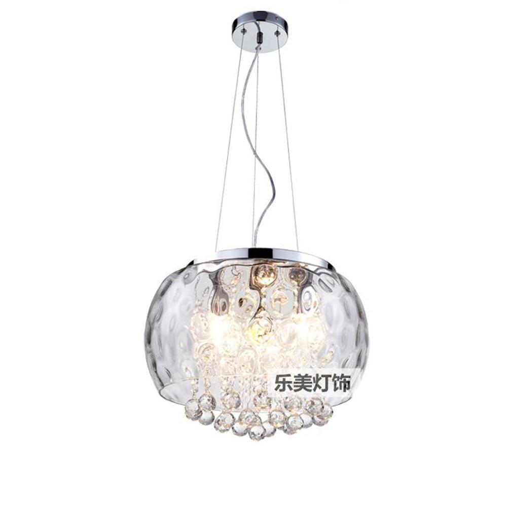 Moderno comedor luces de techo de cristal exterior de ...
