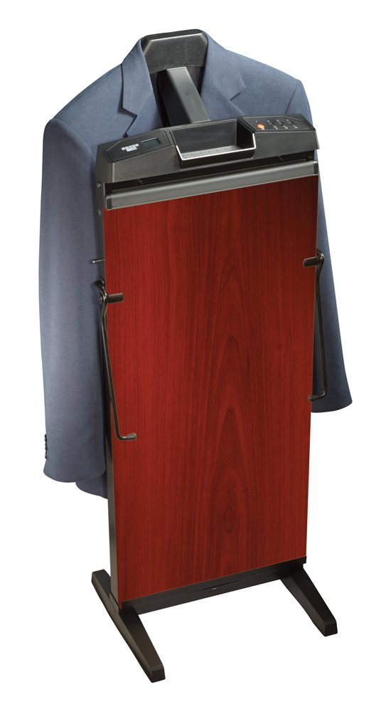 Corby 7700 Mahogany Trouser Press Great gift idea Ironing Ironing_Utility Valet Stand