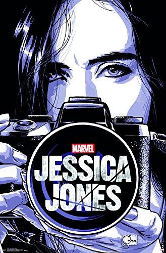 Trends International Jessica Jones-Camera Wall Poster, 24.25