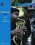 Balkan - PLAY ALONG Violin für Violine mit CD oder Klavierbegleitung (World Music)