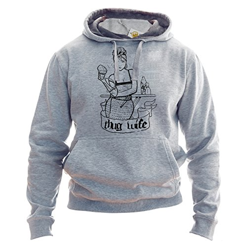 Thug Wife Hoodie Bridal Gift Loyal Wedding Gift Wife Gift Pullover