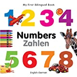 My First Bilingual Book-Numbers (English-German) (My First Bilingual Books)