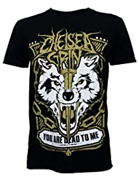 Chelsea Grin Men's Wolf Slim-Fit T-Shirt