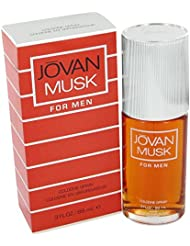 JOVAN MUSK by Jovan Cologne Spray 1 oz Men