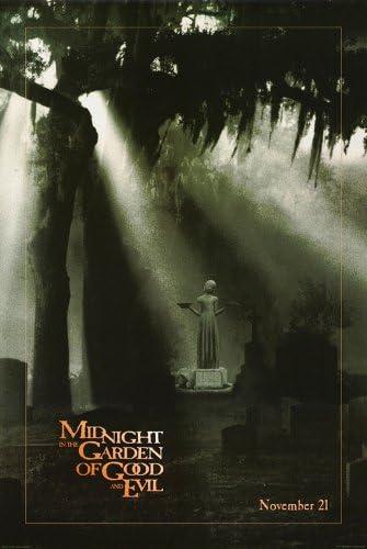 Medianoche en el jardín del bien y del Mal cartel de la película 1 cara Advance ORIGINAL 27 x 40: Amazon.es: Hogar
