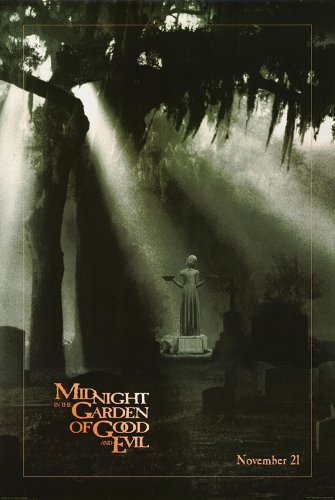 (MIDNIGHT IN THE GARDEN OF GOOD AND EVIL MOVIE POSTER 2 Sided ORIGINAL Advance 27x40)