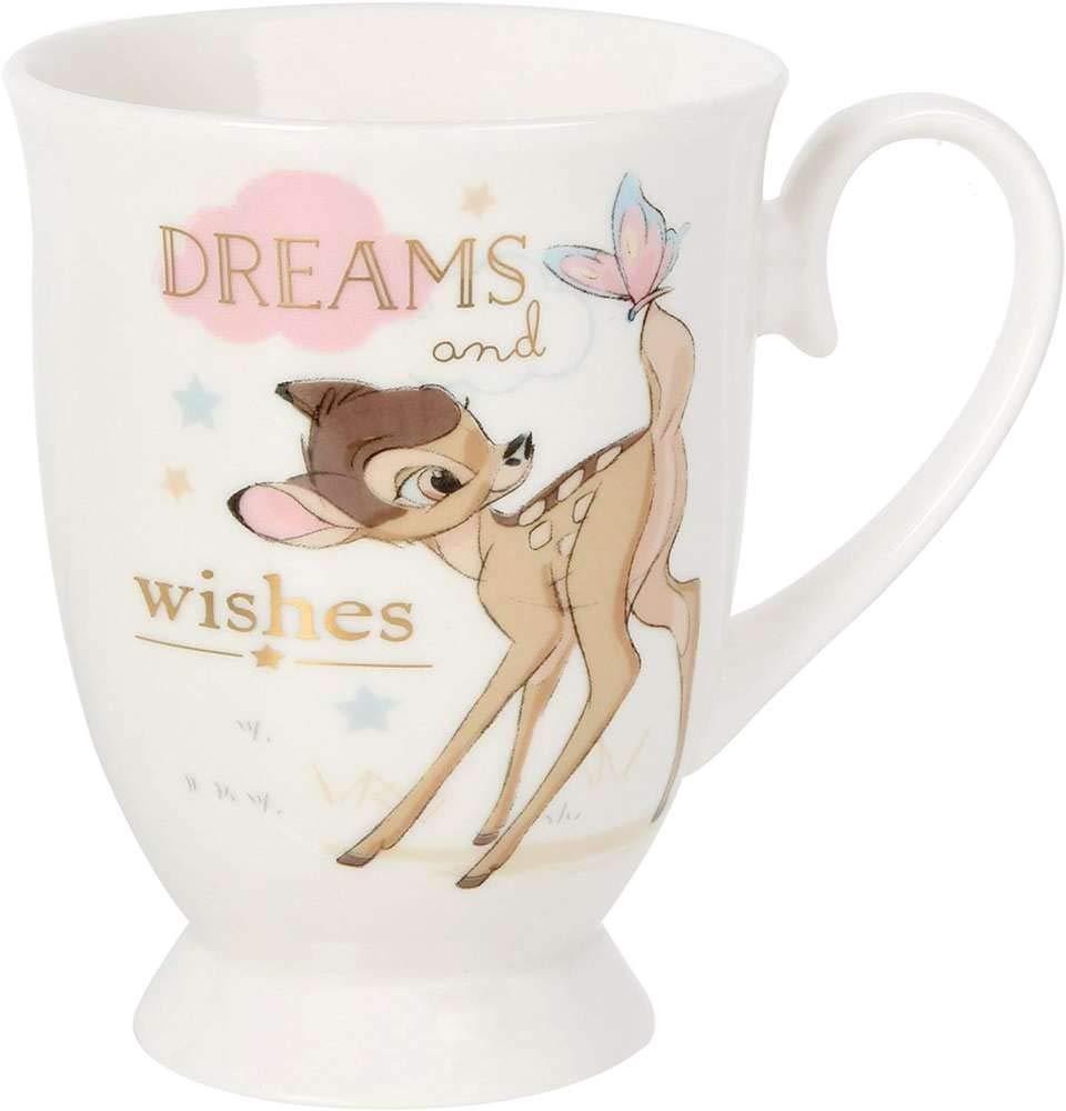 Bambi Dreams and Wishes Disney Magical Moments Mug DI360