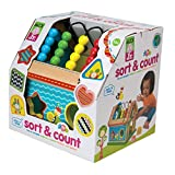 ALEX Toys - ALEX Jr. Sort & Count - Baby Wooden Developmental Toy  1995