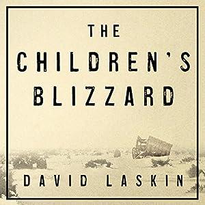 The Children's Blizzard Audiobook