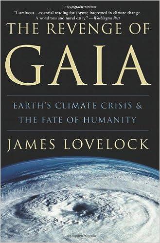 the revenge of gaia book cover