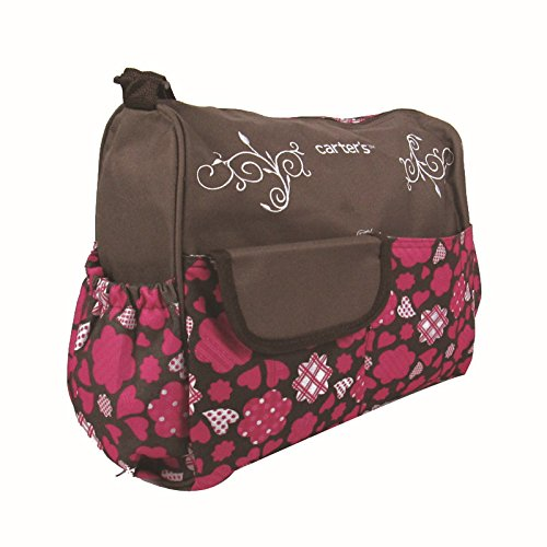 Amazon.com : Carters baby bag multifunctional bolsa ...