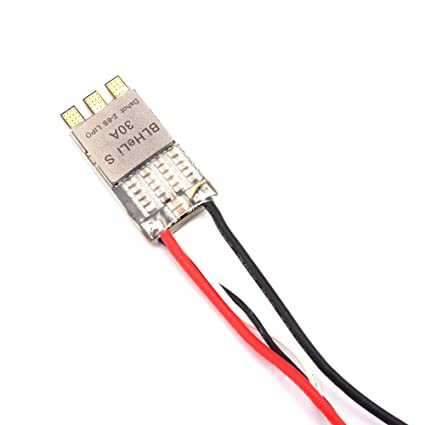 Generic Rcharlance 30A 2-4S Blheli_S Brushless ESC for FPV Racing Drone Support Damped Mode Oneshot125