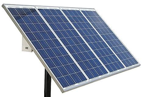 Amazon com: Sepco - GPA340-Q-ALC2-340W Solar Power Kit, 448Ah
