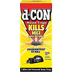 D-Con Ultra Set Covered Snap Trap 1 Ct.