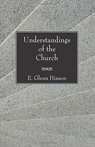 Download Understandings of the Church: PDF
