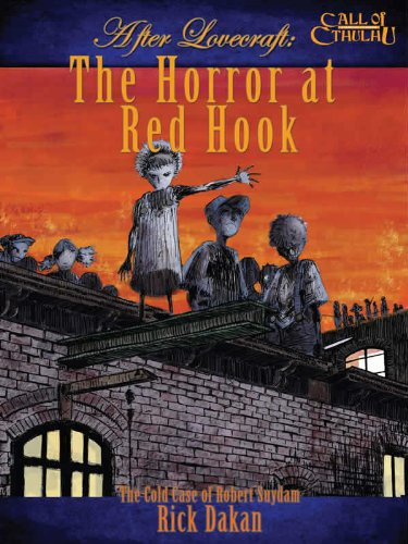 After Lovecraft: The Horror at Red Hook (Call of Cthulhu, OWC4005) ebook