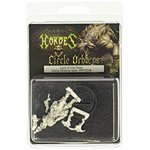 Privateer Press – Hordes – Circle Orboros: Lord of The Feast Model Kit