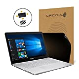 Celicious Privacy Plus ASUS VivoBook Pro N752VX 4-Way Visual Black Out Screen Protector