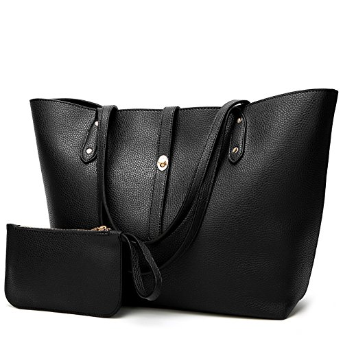 Women Purse Handbags Wallets Bag Set Shoulder Bag Large Tote Bag Top Handle Satchel