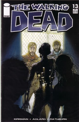 "The Walking Dead #13 ""1st Print"", KIRKMAN"