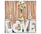 8 X 8, Ready to Dispatch,Rose Gold Sequin Backdrops,Rose Gold Sequin Photo Booth Backdrop, Party Backdrops,wedding Backdrops, Sparkling Photography Prop