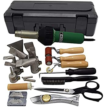 Professional Pvc Tpo Single Ply Roofing Welding Tools Heat