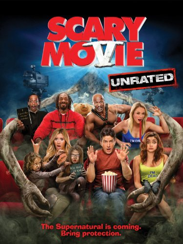 Scary Movie 5  Unrated Version