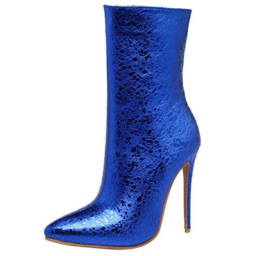 Women's Women's AIYOUMEI Blue Classic Boot AIYOUMEI Classic Boot HUxnIw8v4