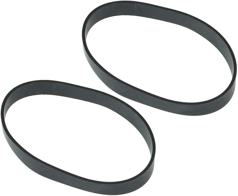 LAZER ELECTRICS Rubber Drive Belts for Samsung SU2920 SU3350 SU3351 SU3360 SU4040 SU6760 VCU3352 VCU3363 Vacuum Cleaners Pack of 2