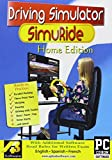 Driving Simulation and Road Rules Test Preparation - 2013 SimuRide Home Edition - Driver Education [Interactive DVD]