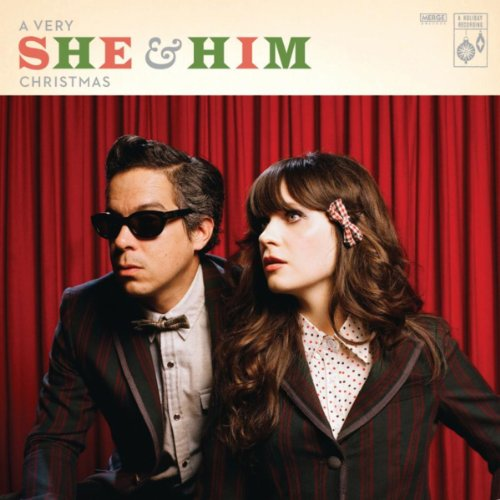 A Very She & Him Christmas (Best Indie Christmas Albums)