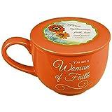 Woman of Faith Soup Mug by Abbey Press