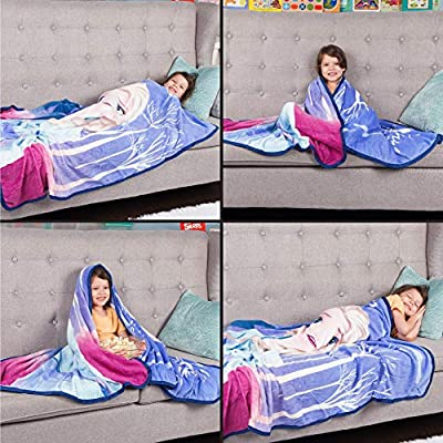 Franco Kids Bedding Super Soft Plush Throw, 46