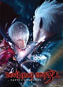 Great Eastern Entertainment Devil May Cry Dante Vs. Vergil Wall Scroll, 33 by 44-Inch