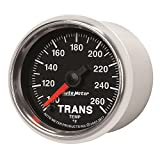 "Auto Meter 3857 GS 2-1/16"" 100-260 Degree F Full Sweep Electric Transmission Temperature Gauge"