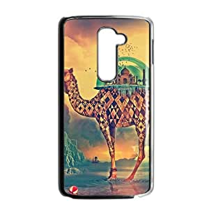 Artistic imaginary camel Cell Phone Case for LG G2