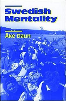 Swedish Mentality por Ake Daun epub