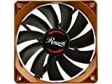 Rosewill Teflon Nano Bearing IP56 Dust Resistant Splash Proof 120mm PWM Cooling Fan RAWP-141209