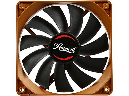 Rosewill Teflon Nano Bearing IP56 Dust Resistant Splash Proof 120mm PWM Cooling Fan RAWP-141209