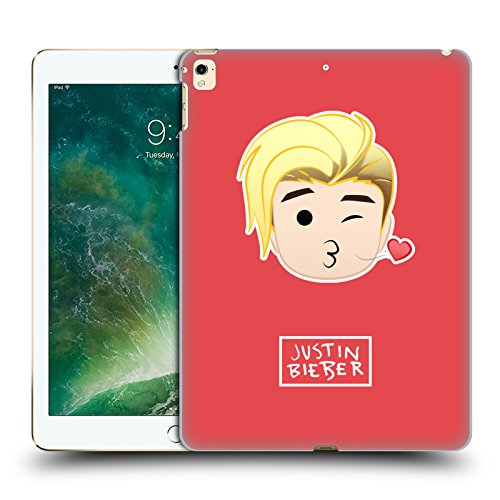 Head Case Official Justin Bieber Kiss Justmojis Hard Back...