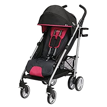 Graco Breaze Click Connect Stroller Azalea / 1914589